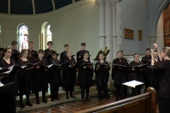 Summer Music in Sandford 2016: Selwyn College Choir. 15th July. Photo: A. Cras