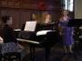 Aine Mulvey (Mezzo Soprano) and Annalisa Monticelli (Piano)