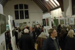 Art Sale and Exhibition. Photo: A. Cras