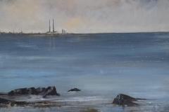 View of Dublin Bay