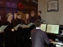 Commissioning Choral Scholars, Sandford and St Philips Churches