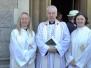 Confirmation in Sandford Church
