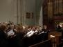 Culwick Choral Society in Sandford Parish Church