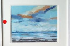 Dublin Bay from Sandymount SOLD