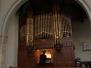 Organ recital, August 2015
