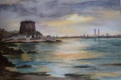 Evening Light Seapoint