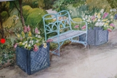 """""""My Seat"""", Marlay Park SOLD"""