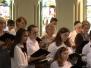 The Choir of Pinner Parish Church, London