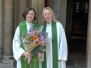 Revd Anne-Marie O'Farrell 10 year Anniversary at Sandford and St Philip's