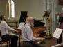 Summer Music at Sandford: Jenny Robinson (Recorder), Andrew Robinson (Viola da Gamba) and David O'Shea (Harpsichord)