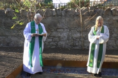 Archbishop Michael Jackson & Revd. Canon Gyles. Photo: A. Cras