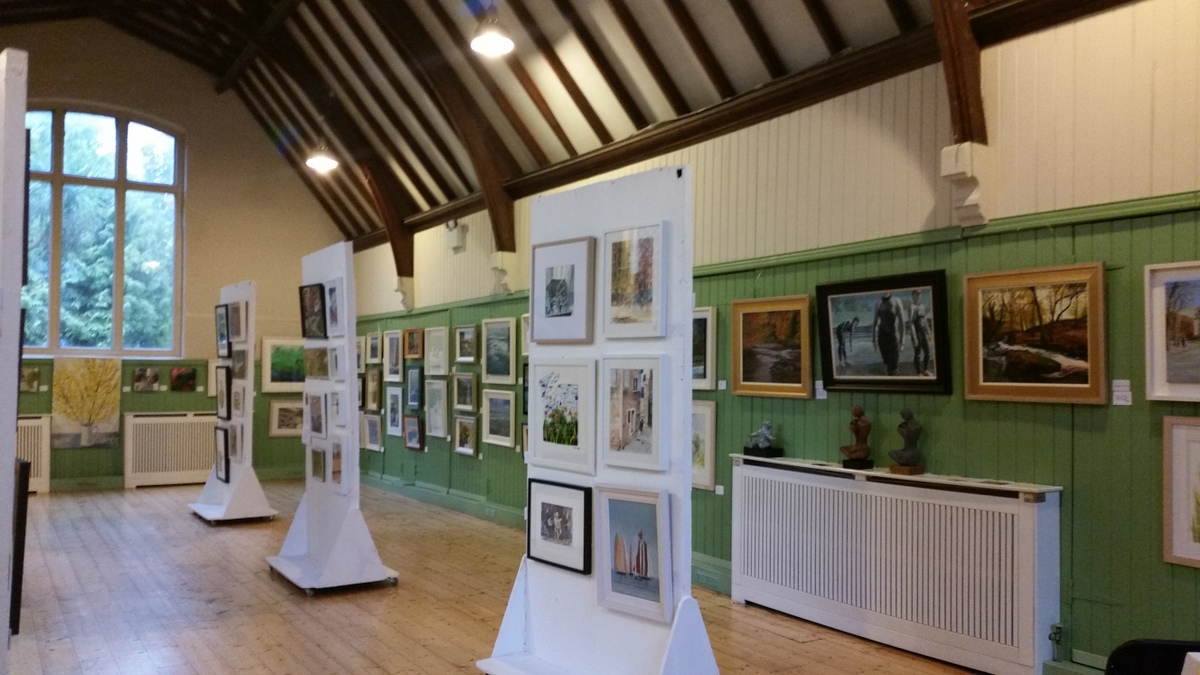 2021 Annual Art Sale and Exhibition from Thursday 28 October