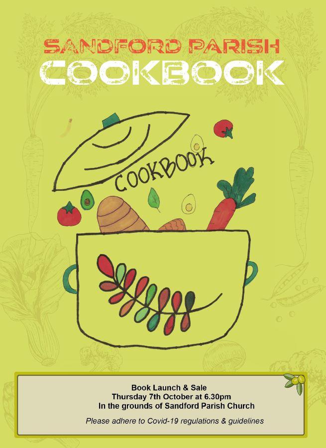 Sandford Parish Cookbook